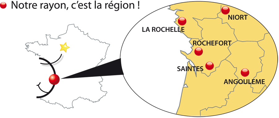 région etoilclown region