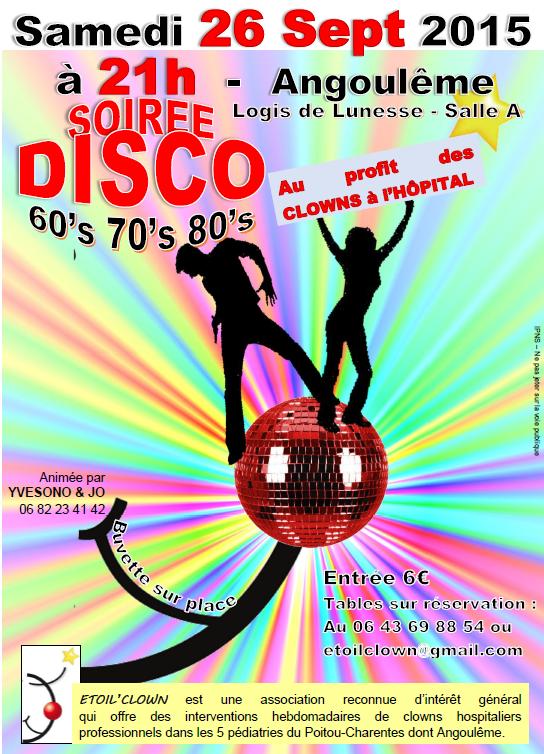 26-09-15 soirée disco à Angoulême
